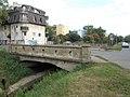 Kiss Ernő Street bridge, 2017 Nyíregyháza.jpg