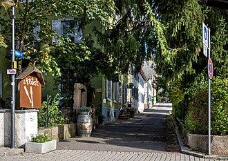 Titisee-Neustadt - Old town Neustadt