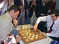 Klitschko Kramnik 2002 Dortmund.jpg