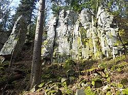 Klobouček (703 m, vrchol v Brdech) vol2.jpg