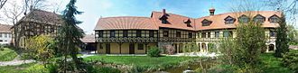 Religious order - The Priory of St. Wigbert is a Lutheran monastery in the Benedictine tradition