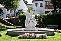 Klosterneuburg - Nymphenbrunnen, Kardinal-Piffl-Platz.JPG