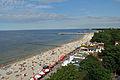 Kołobrzeg, Strand, a (2011-07-26) by Klugschnacker in Wikipedia.jpg