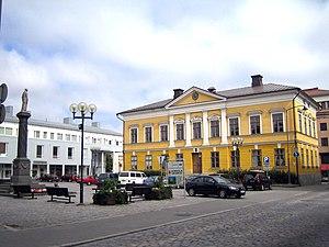 Kokkola - Old Kokkola town hall