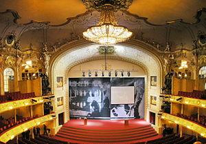 Komische Oper Berlin - Stage of Komische Oper Berlin