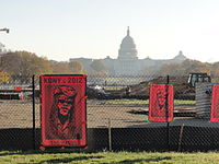 Kony 2012 Posters in Washington, DC.JPG
