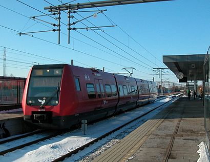 How to get to Vigerslev Alle Station with public transit - About the place