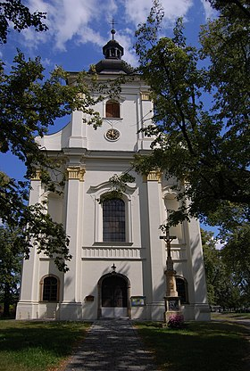 Eglise de Vrahovice