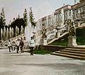 Krátký, F. - Peterhof - Kaskády (1896).jpg