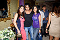 Krishika Lulla, Karanvir Bohra, Teejay Sidhu at Mika's birthday bash hosted by Kiran Bawa 01.jpg
