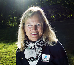 Kristin Krohn Devold adm dir NHO Reiseliv