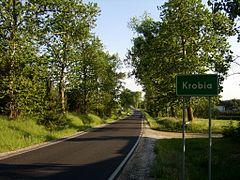 Krobia Wojewodztwo Kujawsko Pomorskie Wikipedia Wolna