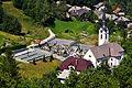 Kropa parish church of Saint Leonard 21082009 11.jpg