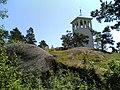 Kulosaaren kirkon kello torni - panoramio.jpg