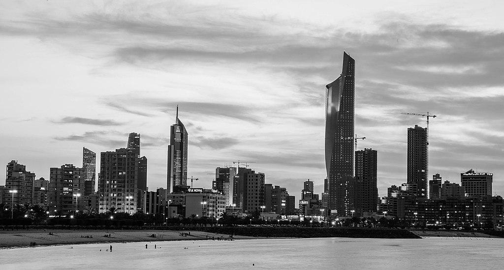 Kuwait City (Kuwait).