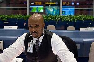 Kwatsi Alibaruho - Kwatsi Alibaruho in MCC During STS-126