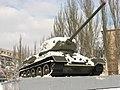 Kyiv - Tank in Peremohy avenue.jpg