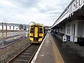 Kyle of Lochalsh railway station, Ross and Cromarty - Platform 1.jpg