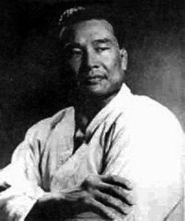 Mas Oyama karate master