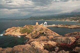 Commune in Corsica, France