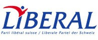 Liberal Party of Geneva - Image: LPS.Logo