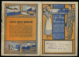 Life's Shop Window - Image: LSW Herald Front