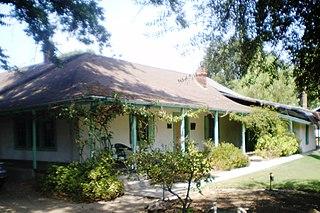 La Casa Alvarado