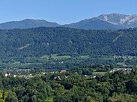 La Chavanne vue du Rocher de Montmélian (été 2017).JPG