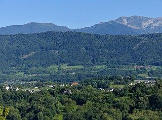 La Chavanne Commune in Auvergne-Rhône-Alpes, France