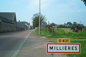Le village de la Fresnerie.