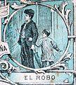 """La criminalidad en Barcelona, 1886 Detalle - """"El Robo"""". (7008029355).jpg"""