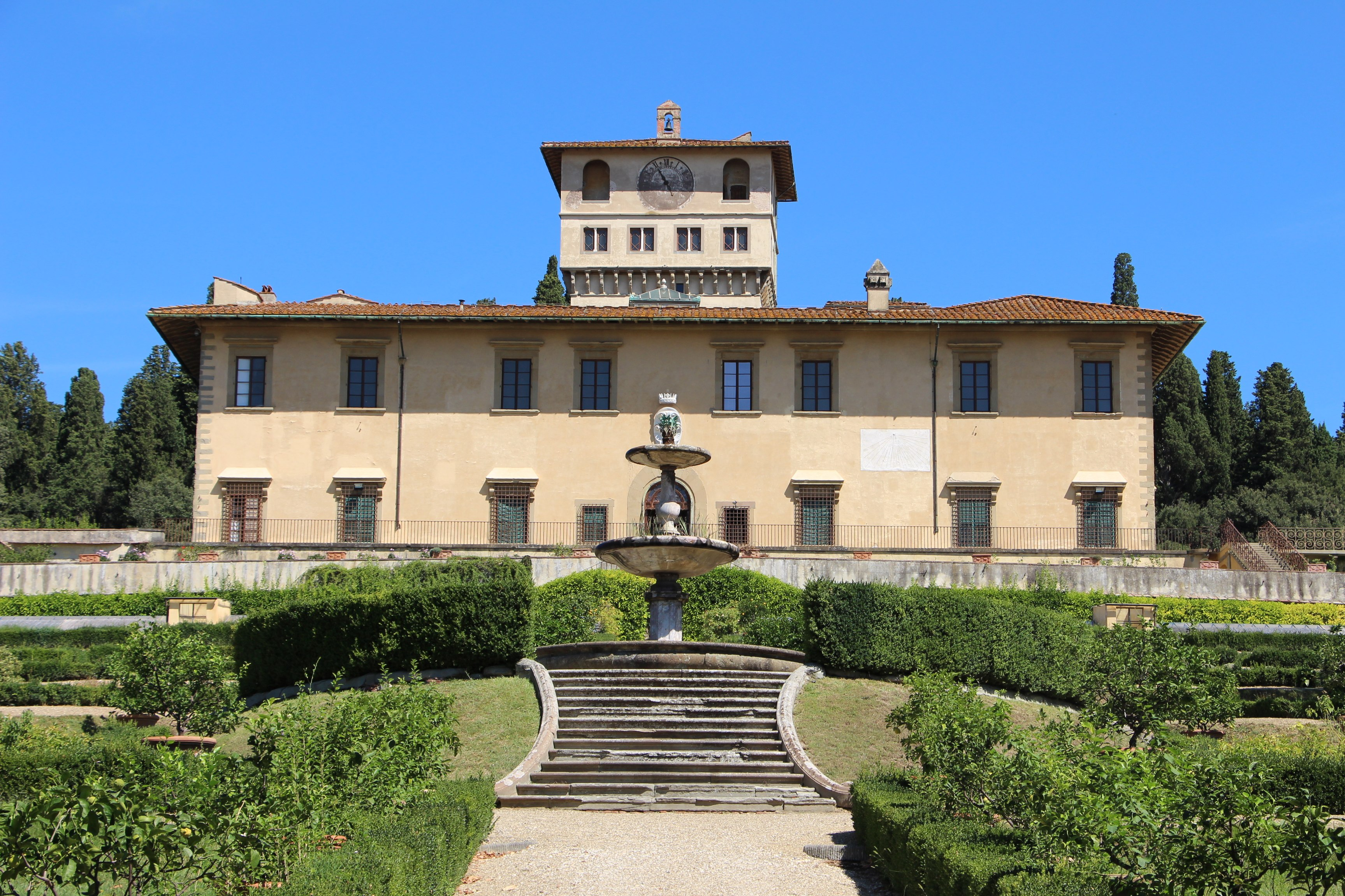 Villa La Petraia - The complete information and online sale