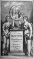 La vie d'Epictète et l'enchiridion, 1655, Frontispiece.png