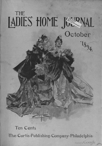File:Ladies' Home Journal Vol.11 No.11 (October, 1894).pdf