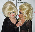 Lady Bunny and Sherry Vine by David Shankbone.JPG