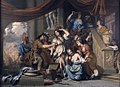 Lairesse, Gérard de - Achilles Discovered among the Daughters of Lycomedes - c. 1685.jpg