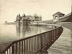 Lake Front, Saltair Beach Gt. Salt Lake, C.R. Savage, Photo..jpg