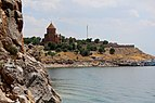 Lake Van and cathedral of the Holy Cross.jpg