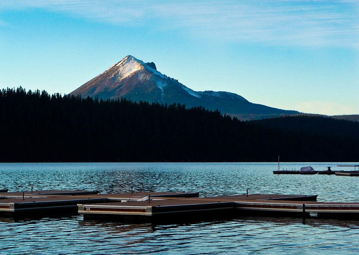 Wood Mountain Elevation : Lake of the woods oregon wikipedia
