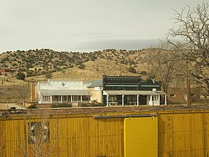 Lamy, New Mexico - Lamy Railroad and History Museum