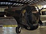 Lancaster FM159 tail gun turret at Bomber Command Museum Canada Flickr 3242631037.jpg
