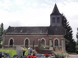 Lanchy (Aisne) église Saint-Médard.JPG