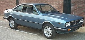Lancia Beta - Lancia Beta Coupé