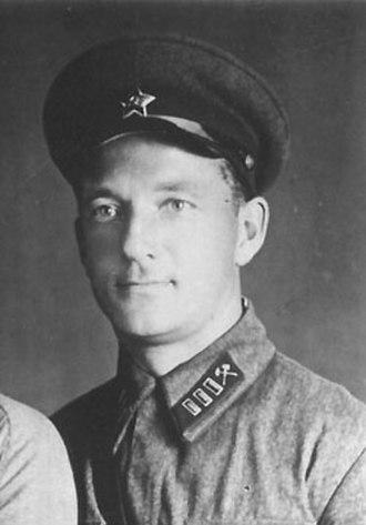 Georgy Langemak - G.E. Langemak