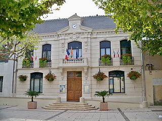 Lapalud Commune in Provence-Alpes-Côte dAzur, France