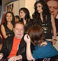 Larry Flynt at AEE 2007 Thursday 2.jpg