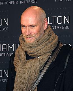 Lars Wallin Swedish fashion designer (born 1965)