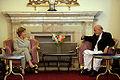 Laura Bush and Hamid Karzai in June 2008.jpg