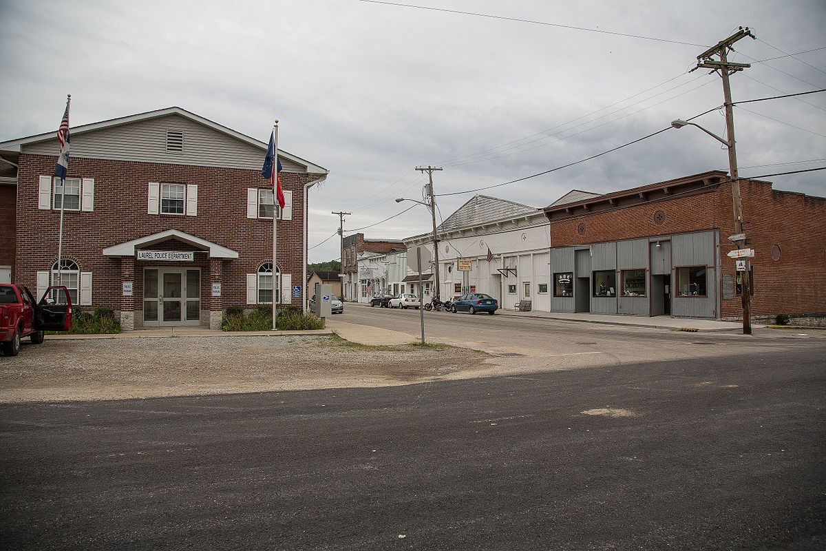 Laurel Indiana Wikipedia