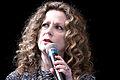 Laurell Kaye Hamilton 20100328 Salon du livre de Paris 3.jpg
